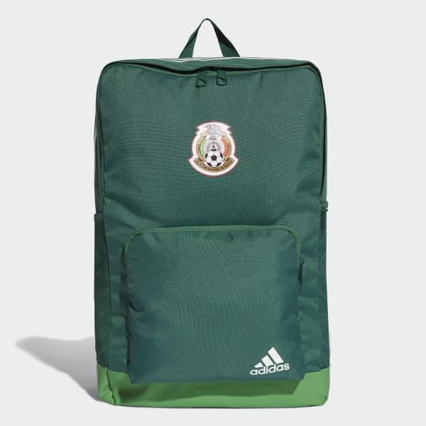 ca6a59879d6d4 Mochila Mexico 2018 COLLEGIATE GREEN GREEN WHITE CF5157