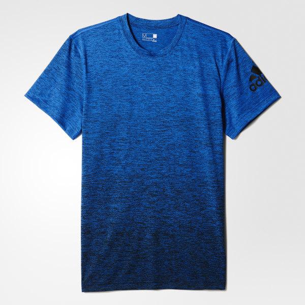 672d461621d Camiseta Degradê - Azul adidas