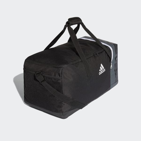 Tiro Team Bag Large Black Dark Grey White B46126 ebf84f6867055