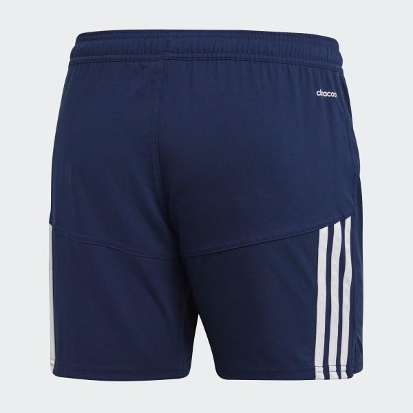 c0708f155a Classic 3-Stripes Rugby Shorts Dark Blue   White A96677