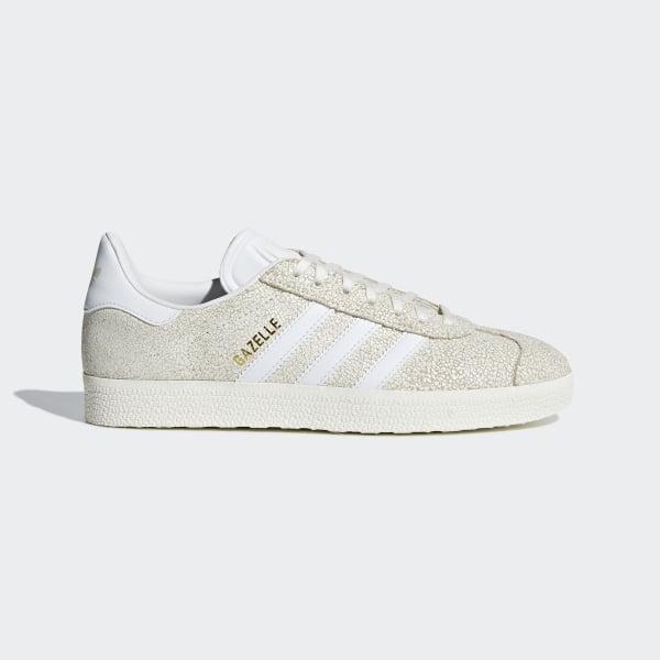 the latest 3cba8 0df07 Gazelle Shoes Off White  Cloud White  Off White B41655