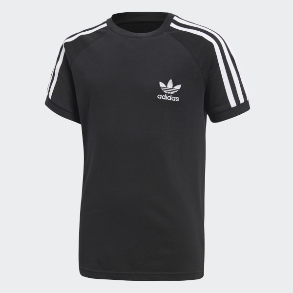 adidas California T-Shirt - schwarz   adidas Deutschland 34bf83319f