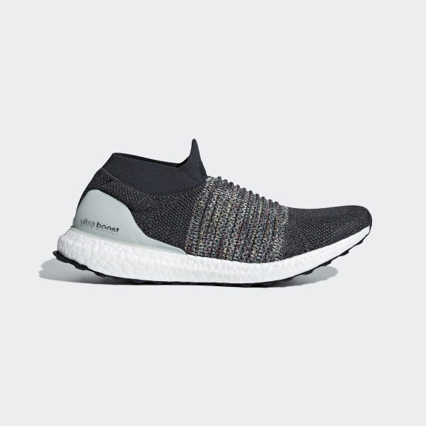 5e277120b Ultraboost Laceless Shoes Carbon   Solid Grey   Ash Silver CM8267