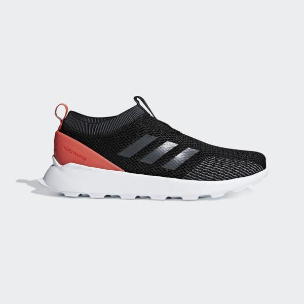 check out 45261 d6857 Questar Rise Sock Schuh Core Black   Grey Six   Active Orange F36338