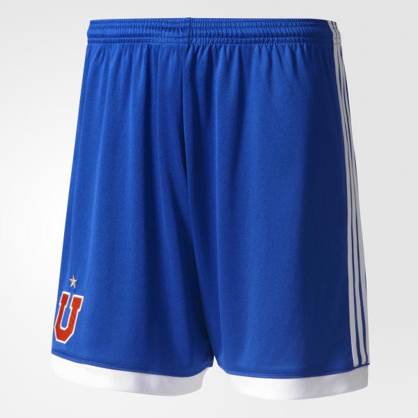 Shorts de Local Club Universidad de Chile BOLD BLUE WHITE B49212 64590a763a0
