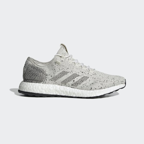 wholesale dealer ccc07 f3eb4 Pureboost Shoes Non Dyed   Grey Three   Grey Six B37774
