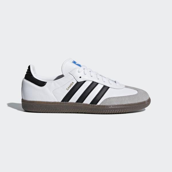 super cute ed3d1 5c792 adidas Samba OG Shoes - White  adidas Canada
