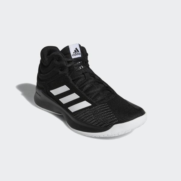 7407500a3 Pro Spark 2018 Shoes core black   ftwr white   grey five BB7538