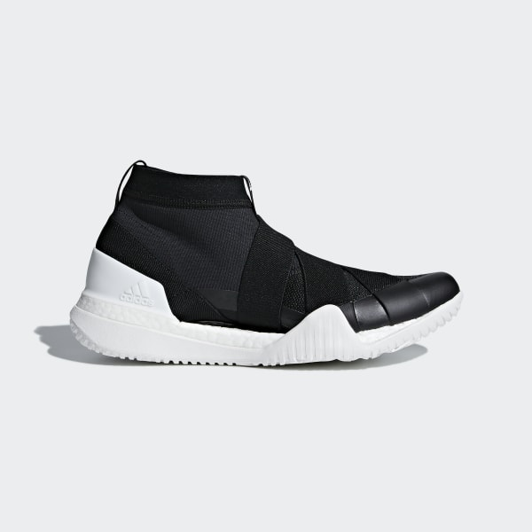 newest collection 6a77a 6988b Zapatillas Pureboost X TR 3.0 LL CORE BLACK CRYSTAL WHITE S16 CARBON S18  CG3524
