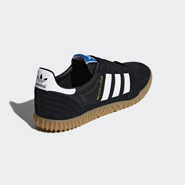 e11bb75f28a Indoor Super Shoes Core Black   Cloud White   Gum B41523