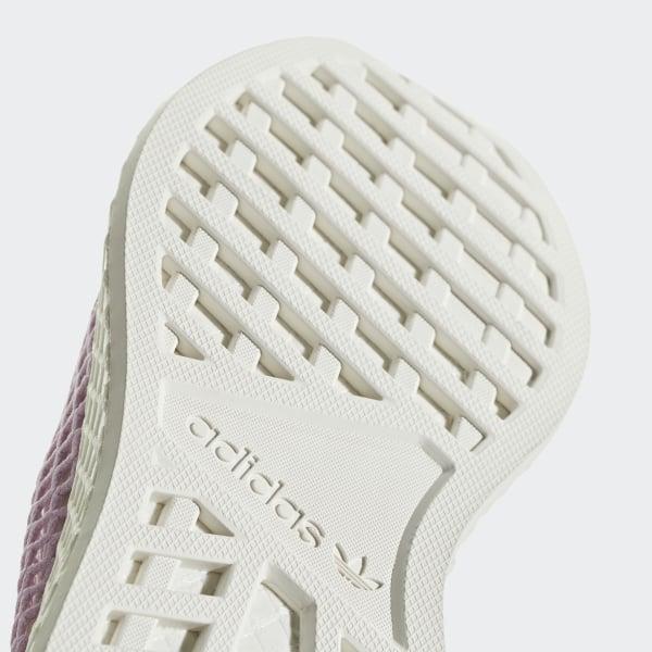 super popular 6adef c8f5d Deerupt Shoes Linen  Linen  Clear Lilac B37600