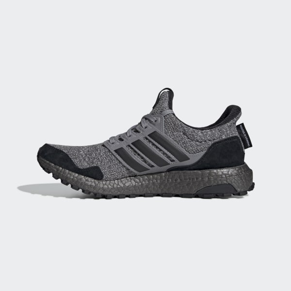 38aaf6c09 adidas x Game of Thrones House Stark Ultraboost Shoes Grey Three   Core  Black   Off