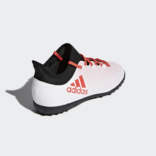 best service a63d3 5bbfa X Tango 17.3 Turf Boots GreyReal CoralCore Black CP9025