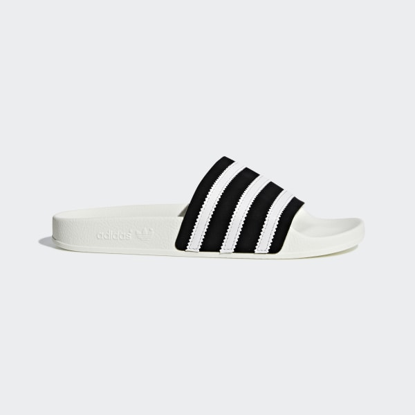new products 91e87 ccd07 adidas Adilette Slides - Black  adidas Canada