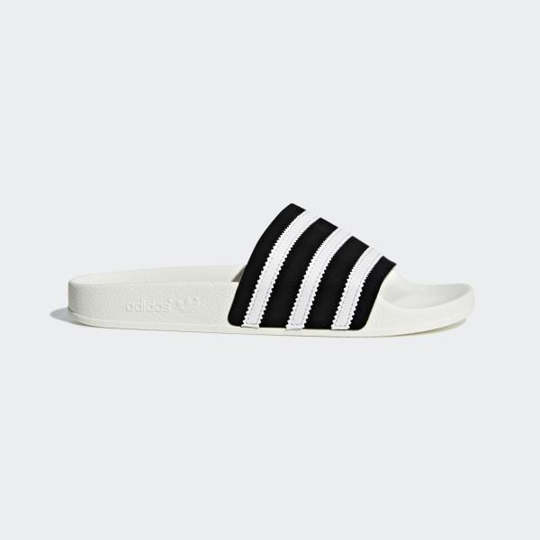 quality design 6864b 448f8 Ciabatte Adilette Core Black   Ftwr White   Off White BD7592
