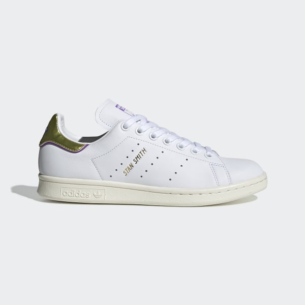 f6942d988eb0 Originals x TfL Stan Smith Shoes Ftwr White   Off White   Gold Met. EE7279