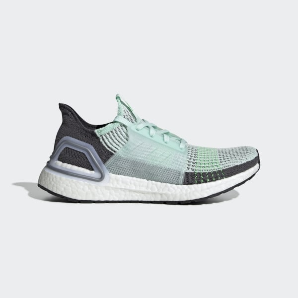a4d6e8a202977 Ultraboost 19 Shoes Ice Mint   Ice Mint   Grey Six F35285