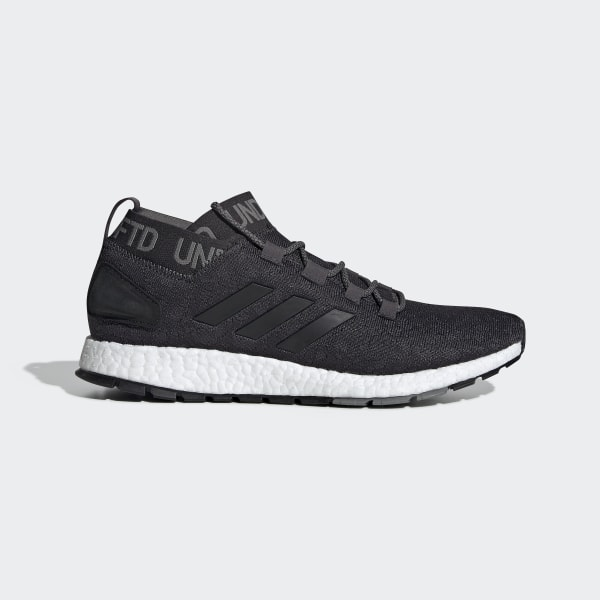 4bc4a8cd21646b adidas x UNDEFEATED Pureboost RBL Shoes Core Black   Core Black   Core  Black BC0473
