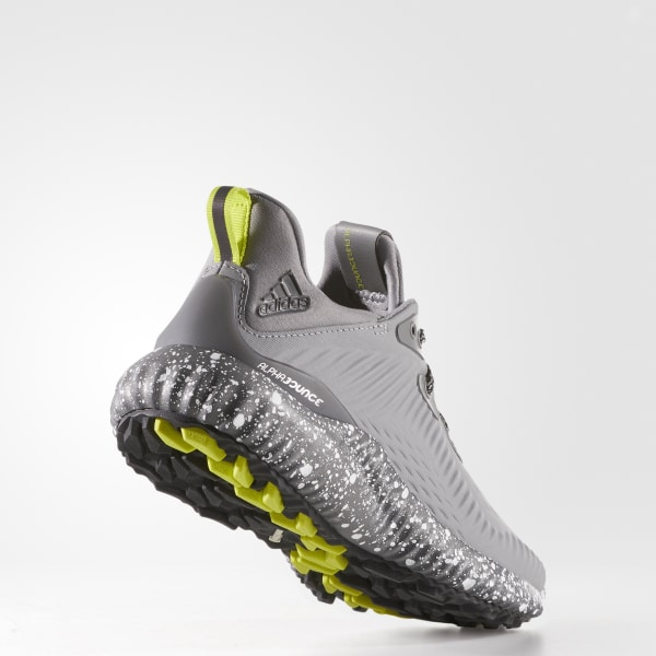 separation shoes 8bc02 90879 Alphabounce EM CTD Shoes Grey  Grey  Semi Solar Yellow AC8050