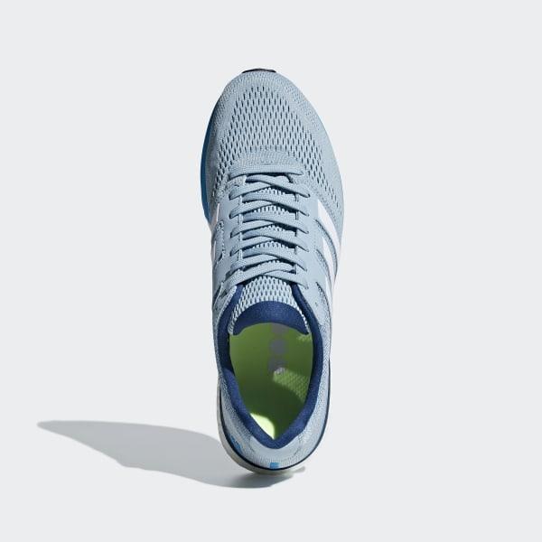 new product 4813a ce030 Adizero Boston 7 Skor Ash Grey  Ftwr White  Shock Cyan B37380