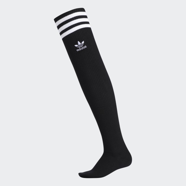 d199b84ede87f adidas Thigh High Socks - Black