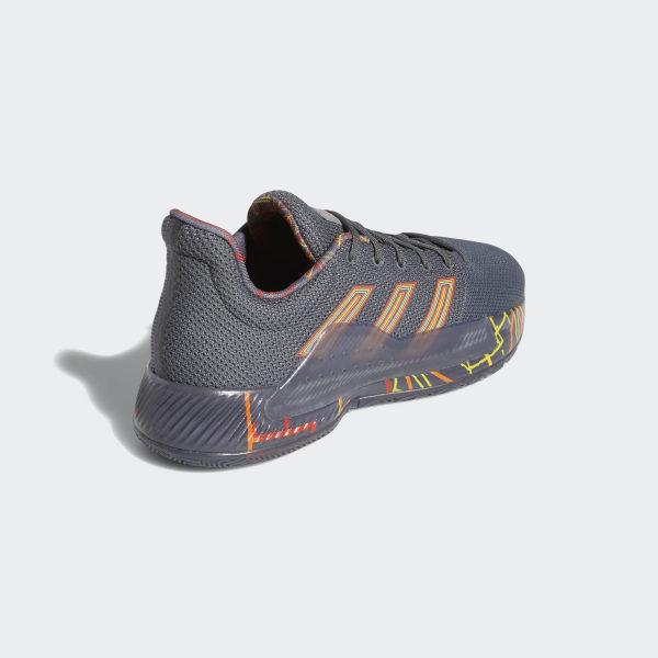 9442da3191689d Pro Bounce Madness Low 2019 Shoes shock red   carbon   carbon G27765