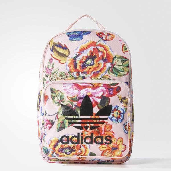 adidas Floralita Classic Backpack - Multicolor  8e0d755feaea0