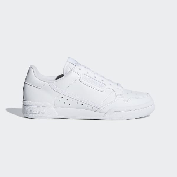 d2a9578d75a Sapatos Continental 80 Ftwr White   Ftwr White   Grey One F97499
