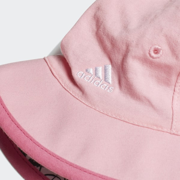 Cappellino Bucket Pink   Light Pink   White DW4775 e98c4120848e