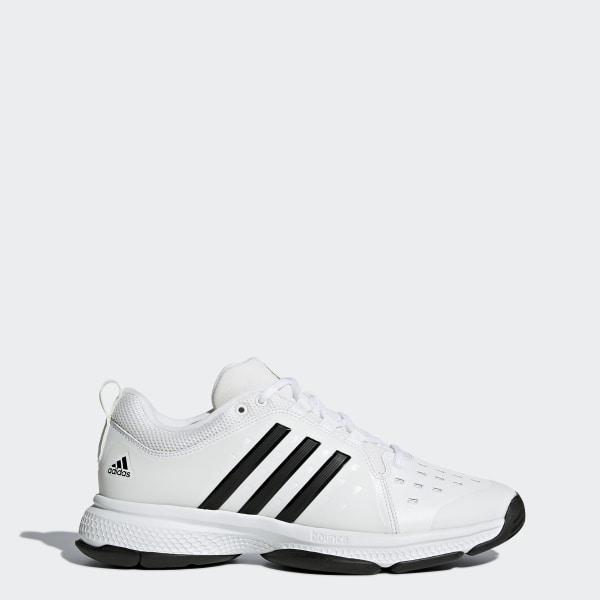 buy popular 779ba 5c62c Barricade Classic Bounce Shoes Cloud White  Core Black  Cloud White BY2919