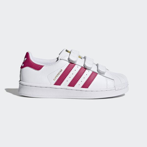 adidas Kids Superstar Foundation Shoes - White  14af238ee