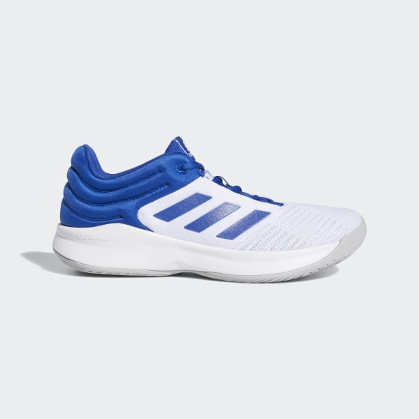 Pro Spark 2018 Low Shoes Collegiate Royal   Ftwr White   Grey Two F99904 126bf9655b6d9