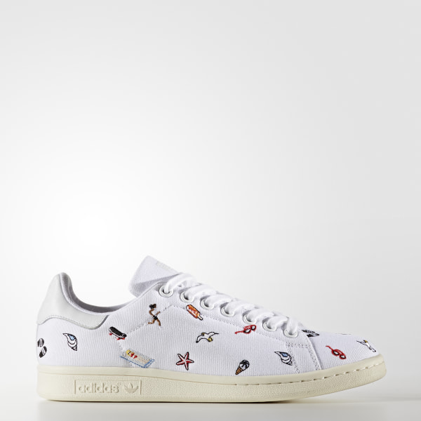 new product b34eb 35e98 Zapatilla Stan Smith Footwear White Footwear White Off White BZ0392