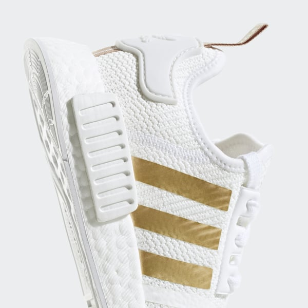 7883806905a58 NMD R1 Shoes Ftwr White   Copper Met.   Ash Pearl B37650
