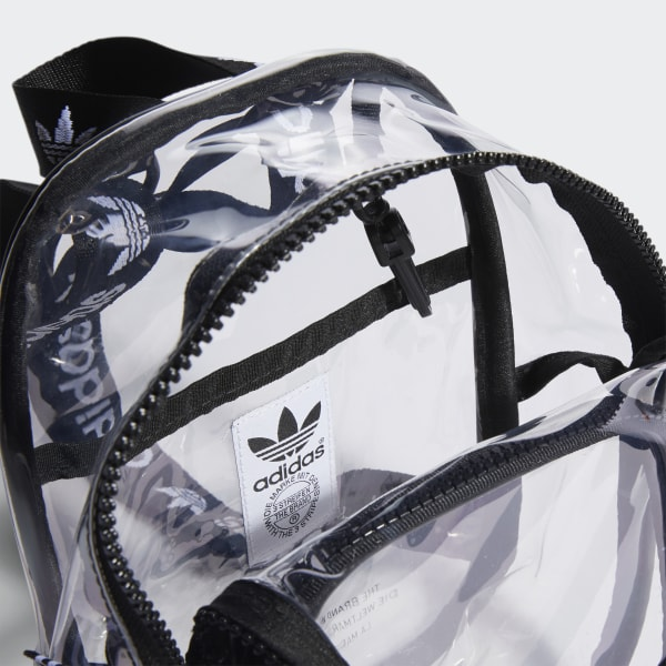 afd837ddfb adidas Clear Mini Backpack - Black