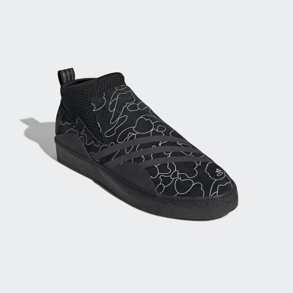 941819e107bc BAPE x adidas 3ST.002 Shoes Core Black   Supplier Colour   Ftwr White DB3003