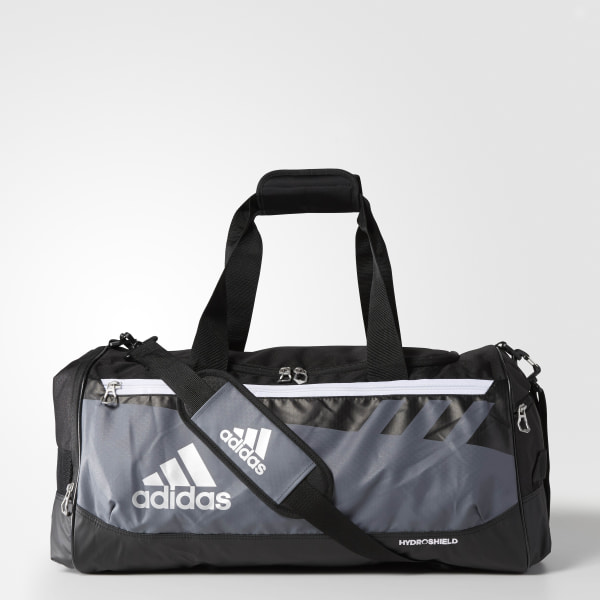 adidas Team Issue Duffel Bag Medium - Grey  2c1a578eb302d