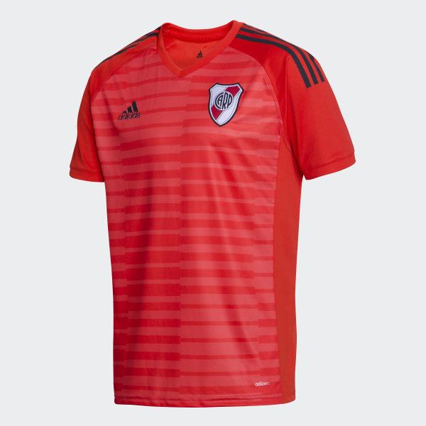 Camiseta de Arquero de Local del Club Atlético River Plate BOLD  ORANGE BLAZE ORANGE  89d6c705ef66b