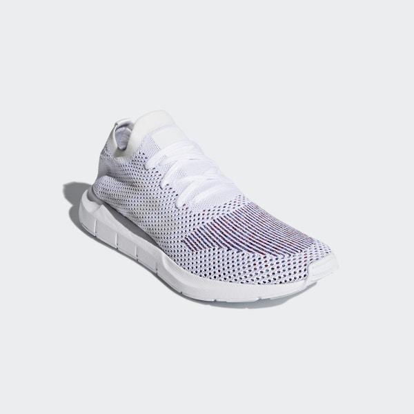 c529e2cbf597e Swift Run Primeknit Shoes Cloud White   Grey One   Medium Grey Heather  CQ2895