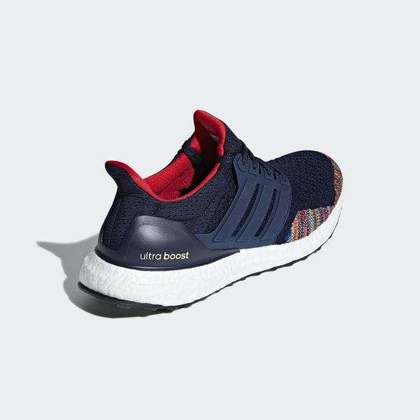 53ec8ad4c7017 Ultraboost LTD Shoes Collegiate Navy   Collegiate Navy   Vivid Red BB7801