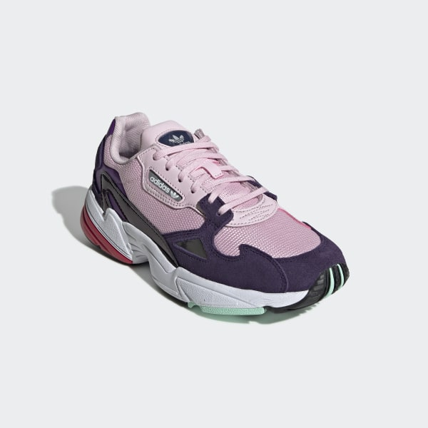 free shipping 21d5c d3bcf Falcon Shoes Clear Pink  Clear Pink  Legend Purple BD7825