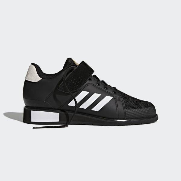26f755db1749 adidas Power Perfect 3 Shoes - Black