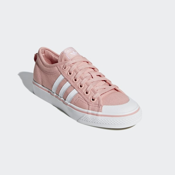 d5c9a0c4d69 Nizza Shoes Trace Pink   Cloud White   Crystal White D96554