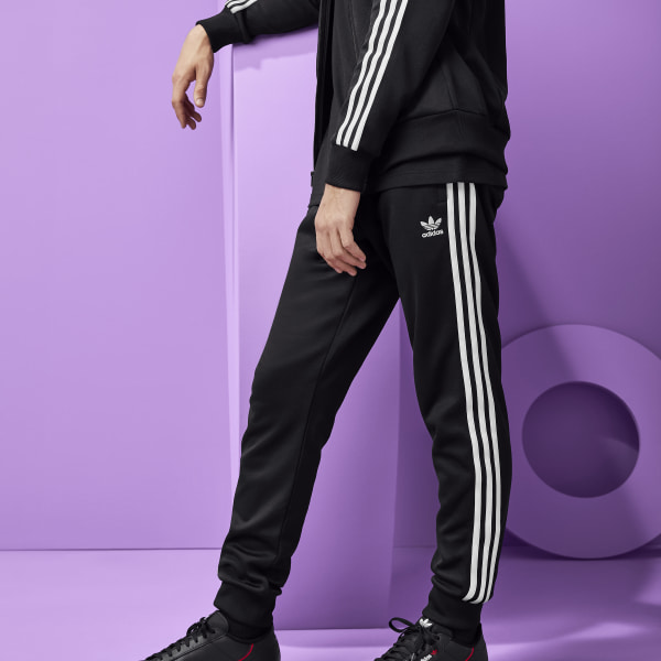 1c12fb943bf5 adidas SST Tracksuit Bottoms - Black