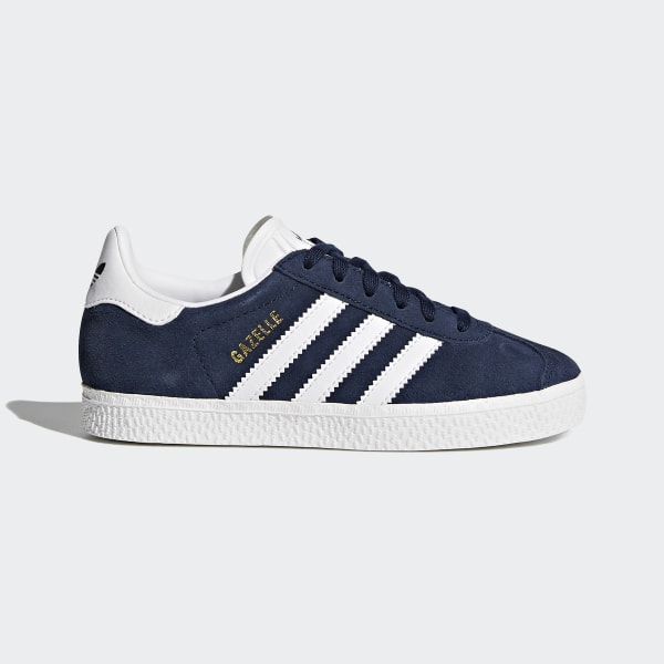 Zapatillas GAZELLE C COLLEGIATE NAVY FTWR WHITE FTWR WHITE BY9162 9178240c0ed