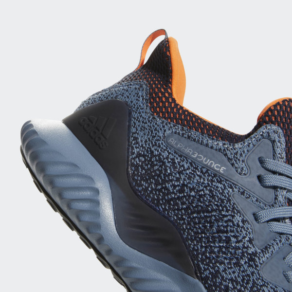 622fe8b680190 Alphabounce Beyond Shoes Raw Grey   Hi-Res Orange   Legend Ink AQ0574