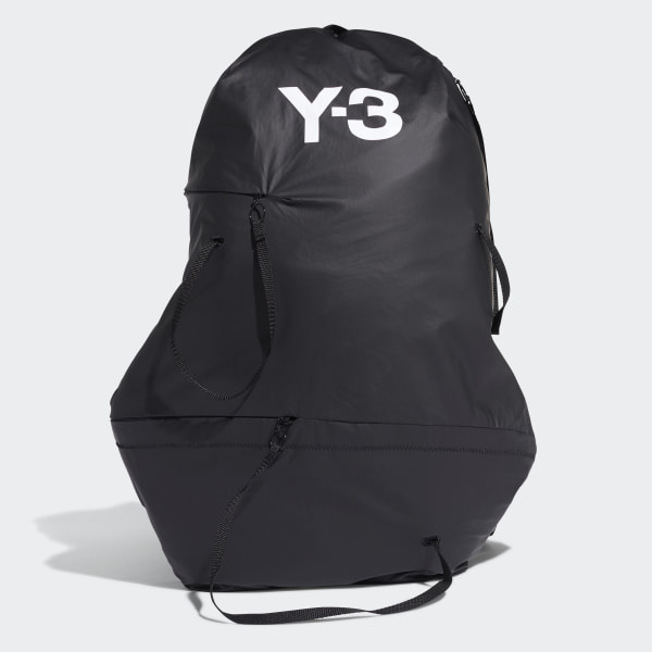 dcb7472a9c3a adidas Y-3 Bungee Backpack - Black