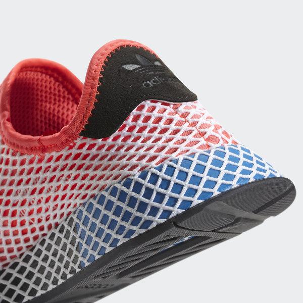 quality design 6f25b 2bdbf Deerupt Runner Shoes Solar Red  Solar Red  Bluebird CQ2624