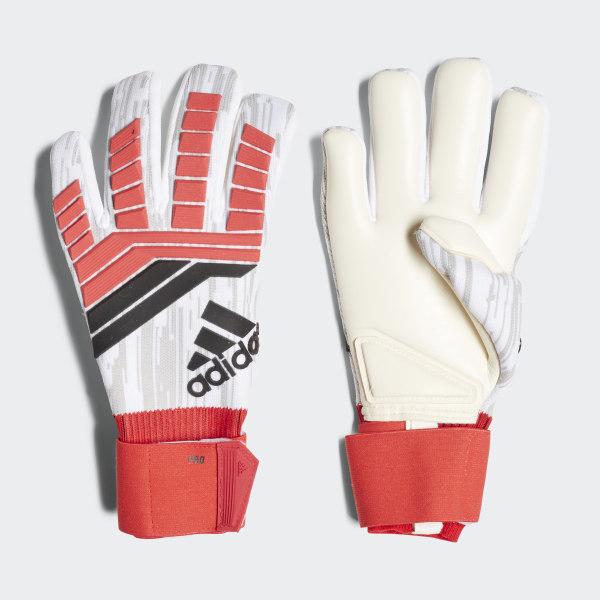 c45a3e176 Predator 18 Pro Gloves Real Coral   Black   White CF1352