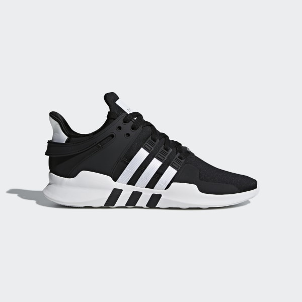 f131c17d40229 EQT Support ADV Shoes Core Black   Cloud White   Core Black B37351